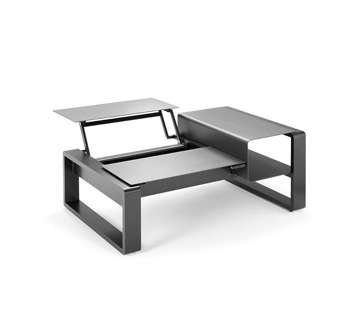 Table modulable duo