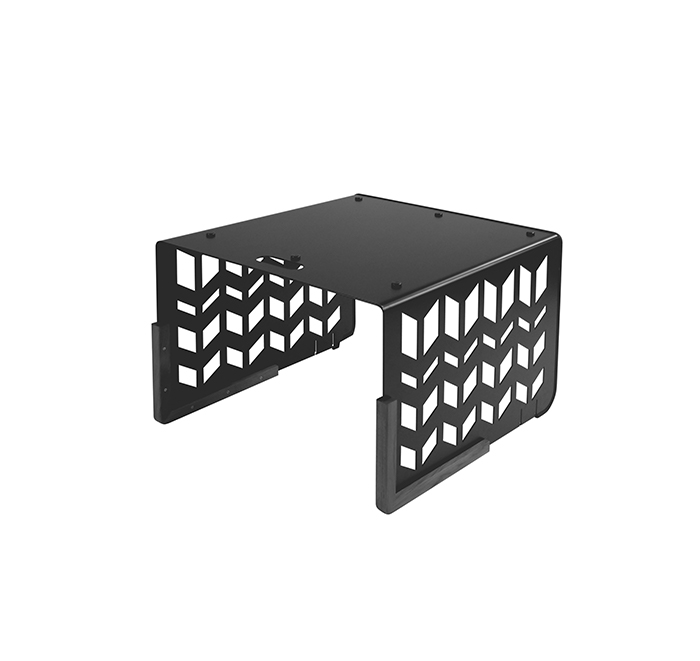 TABLE KUBE CHEVRONS