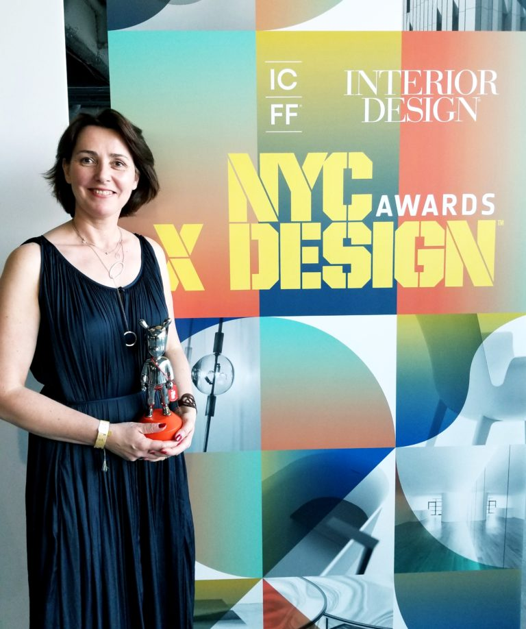 Nos Cabines Gigognes remportent le prix NYCxDesign 2018