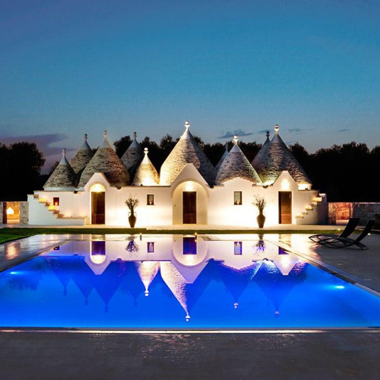 Baraquiel Luxury House, Apulia, Italy