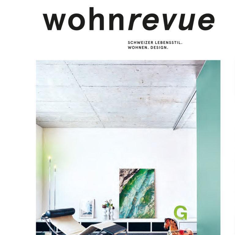 WOHNREVUE – AVRIL 2019