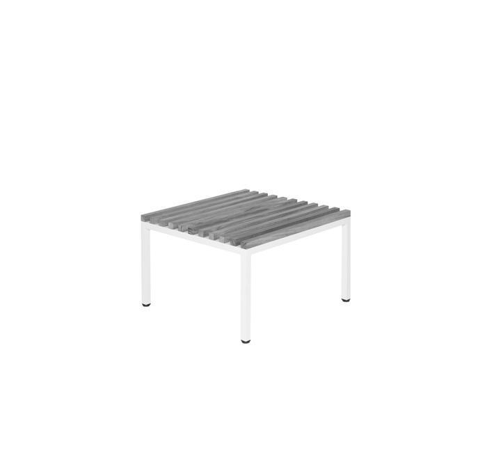 PETITE TABLE BASSE TECK SUTRA