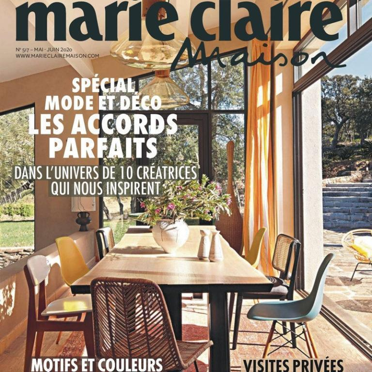 MARIE CLAIRE MAISON – MAI 2020