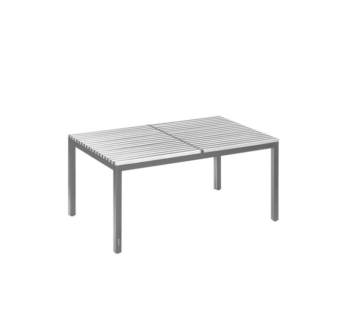 TABLE MOYENNE EXTENSIBLE SUTRA
