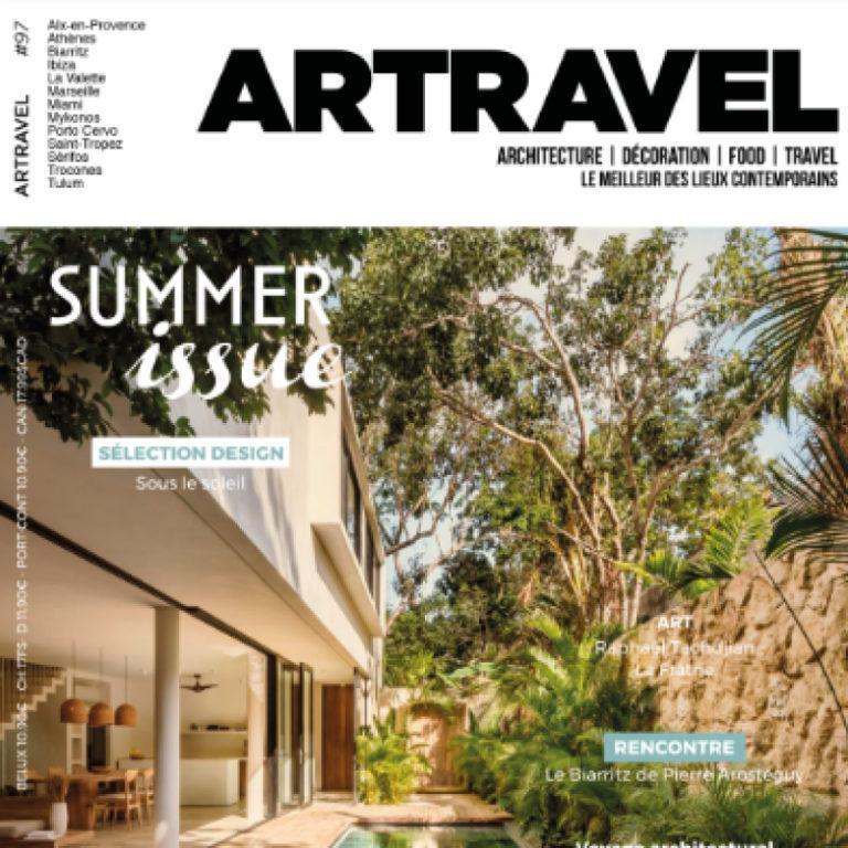 ARTRAVEL – JUIN/AOÛT 2021