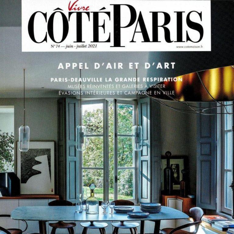 VIVRE CÔTÉ PARIS – JUIN/JUILLET 2021