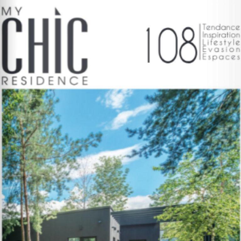 MY CHIC RESIDENCE – MAI/JUIN 2021